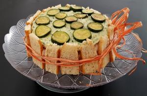 Charlotte salata