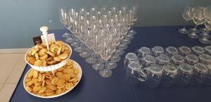 Aperitivo al Polo Piagge: i nostri biscotti di frolla salata