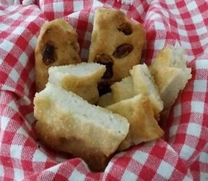 Pane e focaccia senza glutine