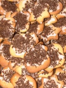 Biscotti glassati